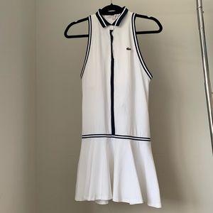 Lacoste Women's Tennis Skirt Dress Size 6